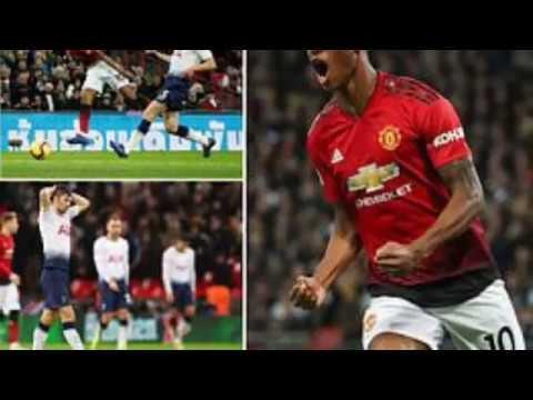 Man United oo garaacday Tottenham,MR Save De Gea oo nawaalay caawa,Kutuura cimaamada United