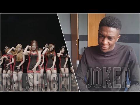 Dalshabet [달샤벳] - JOKER MV Reaction