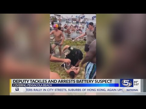 Deuce - Florida Man Beats Woman At Air Show, Gets What He Deserves!