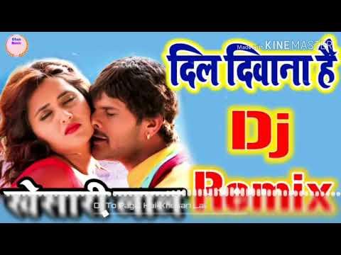dil to pagal hai dil diwana hai|khesari lal yadav|bhojpuri dj songs 2018|bhojpuri songs 2018