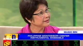 Music Bin: Philippine Montessori Center Instrumental Ensemble