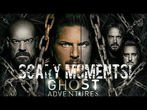 Ghost Adventures Shocking And Scary Moments!