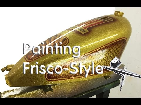 Painting Frisco-Style