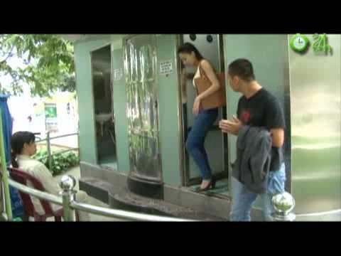Video clip hài Dùng tiền sĩ gái