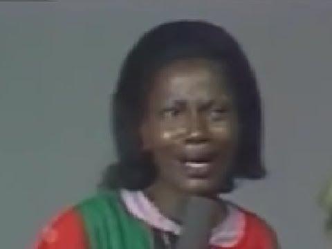 Janet N'diaye - Mut'a Mbamba ( CLIP AFRIQUE ) 1982
