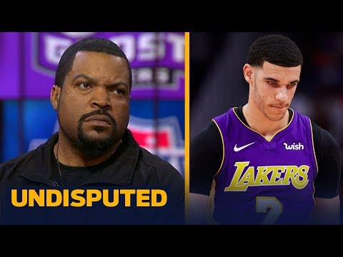 Ice Cube on Lonzo Ball's rookie season: 'So far, so good' | UNDISPUTED