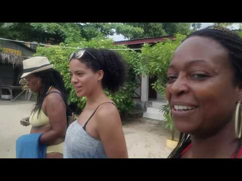 Budget Travel ~ Jamaica Vlog #7: Beach Massage