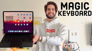 iPad Pro Magic Keyboard Review (iPadOS 13.4) | KharmaMedic