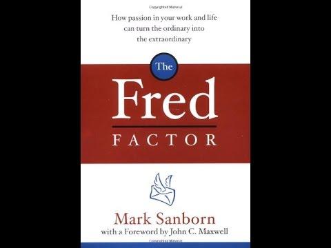 fred factor activities