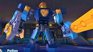 Лего Нексо Найтс Рыцари (Эпизод 6) Nexo Knights Игра - Видео для Детей Игры для детей