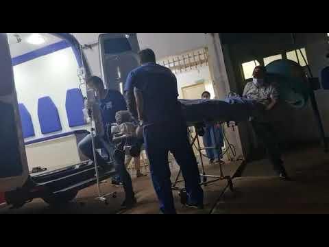 @pontapora informa : Jovem baleado no centro da cidade é transferido para Campo Grande