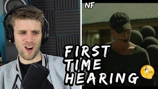 Rapper Reacts to NF Leave Me Alone!! | FIRST TIME HEARING IT (MUSIC VIDEO)