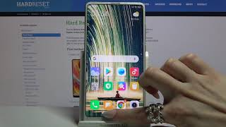 How to Enter Split Screen on XIAOMI Mi Mix 2S – Use Two Apps At The Sime Time