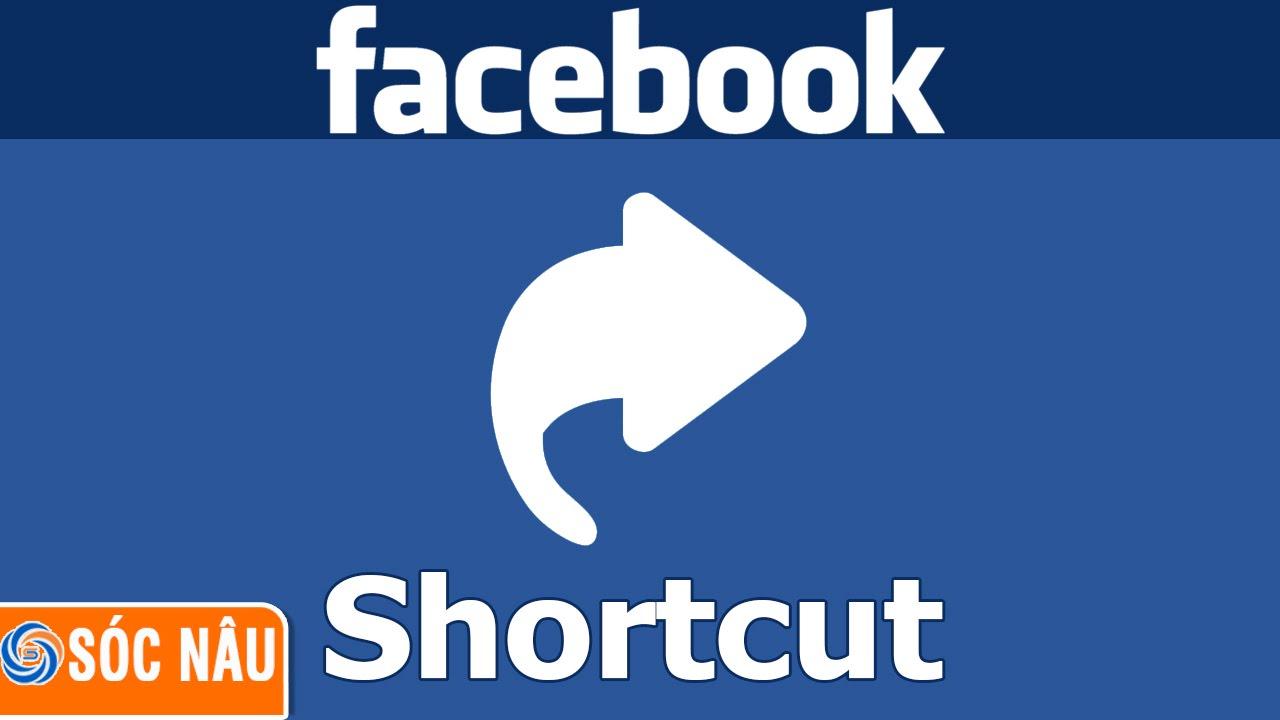 Đưa biểu tượng Facebook ra ngoài màn hình desktop