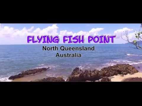 Flying Fish Point, near Innisfail, North Queensland, Australia | DJI Phantom 3 Drone footage