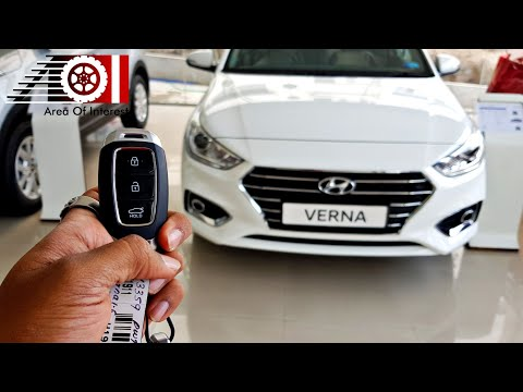 2019 Hyundai Verna SX(O) | Wireless Charging | Sunroof | Price | Mileage | Features | Specs