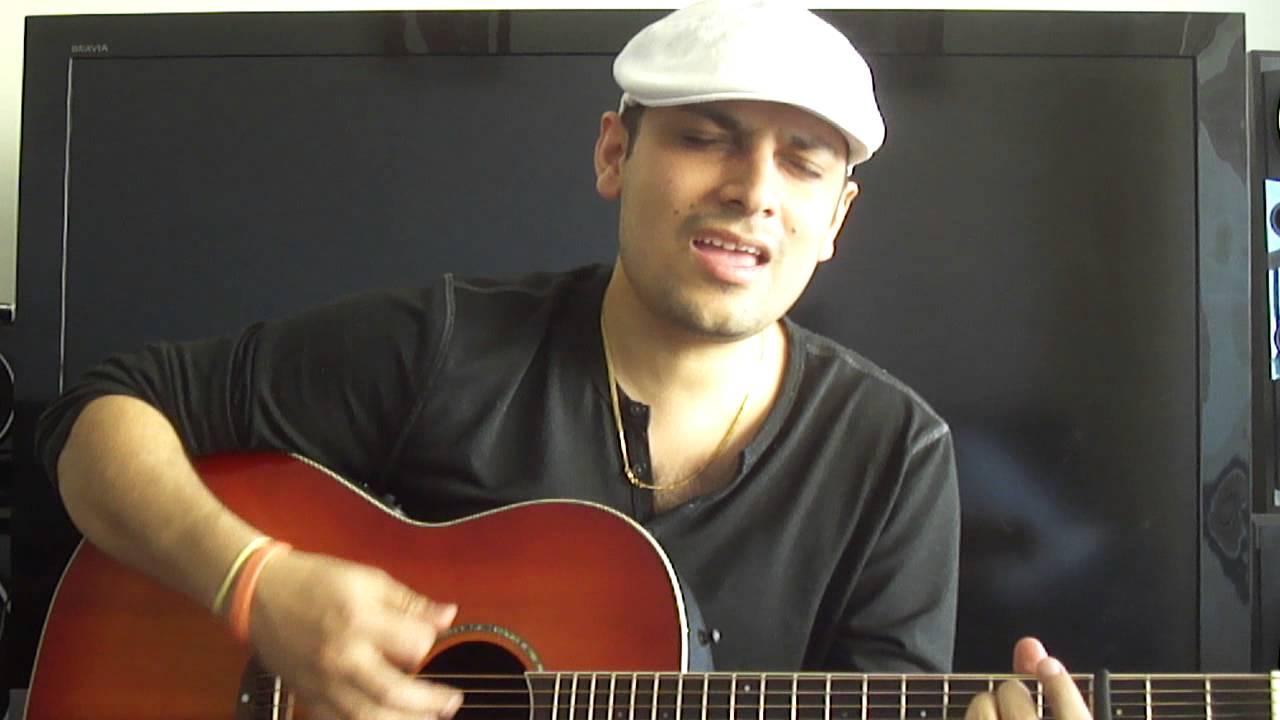 Baarish Yaariyan with Guitar chords - YouTube