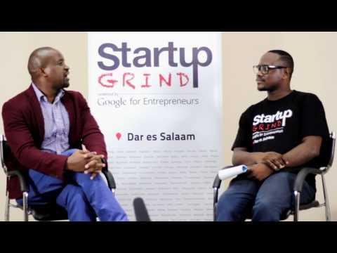 Startup Grind Dar es Salaam hosts Dr. Chris Mauki