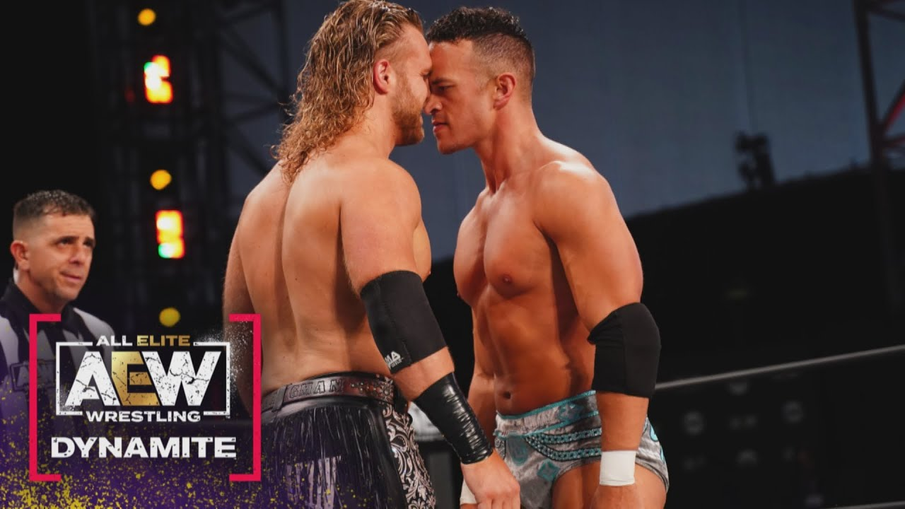 Did Hangman Prove Himself as the 1 Contender or Did Starks Step Up? | AEW Dynamite, 4/21/21