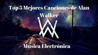 Download lagu Top 5 Mejores Canciones de Alan Walker Música MX