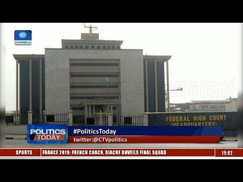 Political Round Up: Court Sacks Adamawa Reps-Elect |Politics Today|