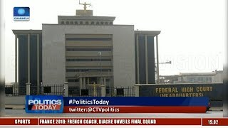 Political Round Up: Court Sacks Adamawa Reps-Elect |Politics T…