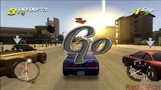 L.A. Rush - Racing game for PS2