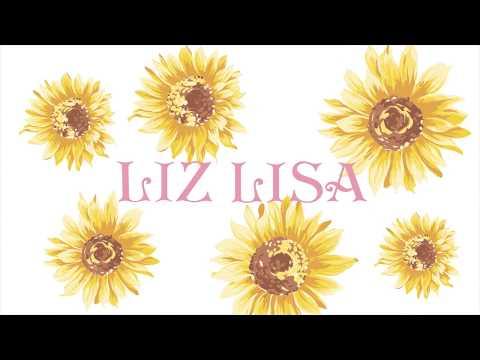 LIZLISAひまわり柄シリーズ