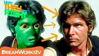 What HAN SOLO Was REALLY Supposed to Look Like! | WHAT THEY GOT RIGHT