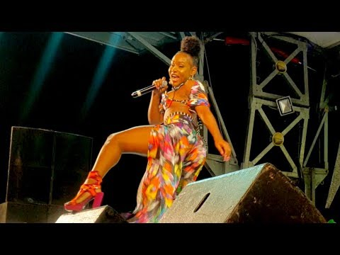 Nailah Blackman - O LAWD OYE, BAILA MAMI, SWEET AND LOCO at Welcome To MarzVille 2019