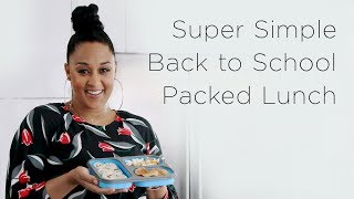 Tia Mowry's Easy Back to School Lunch | Quick Fix