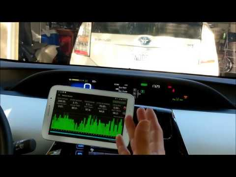Toyota Prius Gen4 Three With Lithium Battery Life Expectancy Test Hybrid