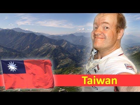 Taiwan - Tiefe Schluchten, hohe Berge [Taiwan Doku / Dokumentation / Reportage]