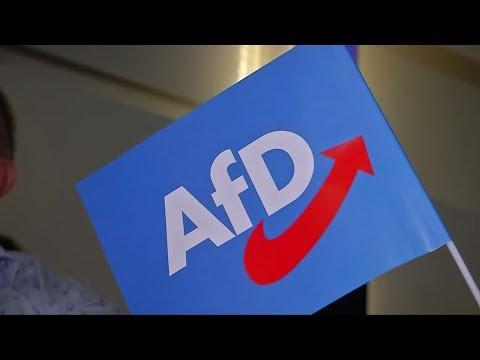 SONNTAGSFRAGE: In Ostdeutschland wäre die AfD aktuell stärkste Partei