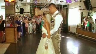 Нежный свадебный танец-рэп (Волжский-Волгоград)