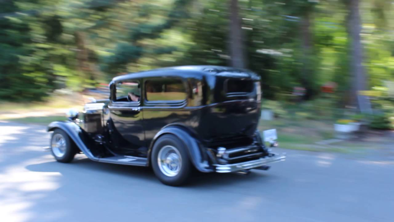 FOR SALE: 1932 Ford Tudor Sedan - YouTube