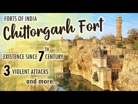 Forts Of India - Chittorgarh -  Ep # 1