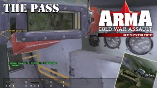 """ARMA: Resistance (Operation Flashpoint: Resistance) Mission 15 """"The Pass"""""""