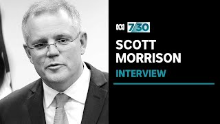 Scott Morrison says timeline for vaccine rollout and international travel is not certain | 7.30