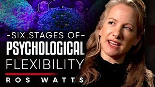 ACT MINDFULLY: The Six Stages Of Psychological Flexibility | Dr Rosalind Watts on London Real