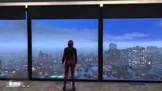 GTA V Online Apartments - Weazel Plaza #70 (11 of 22)