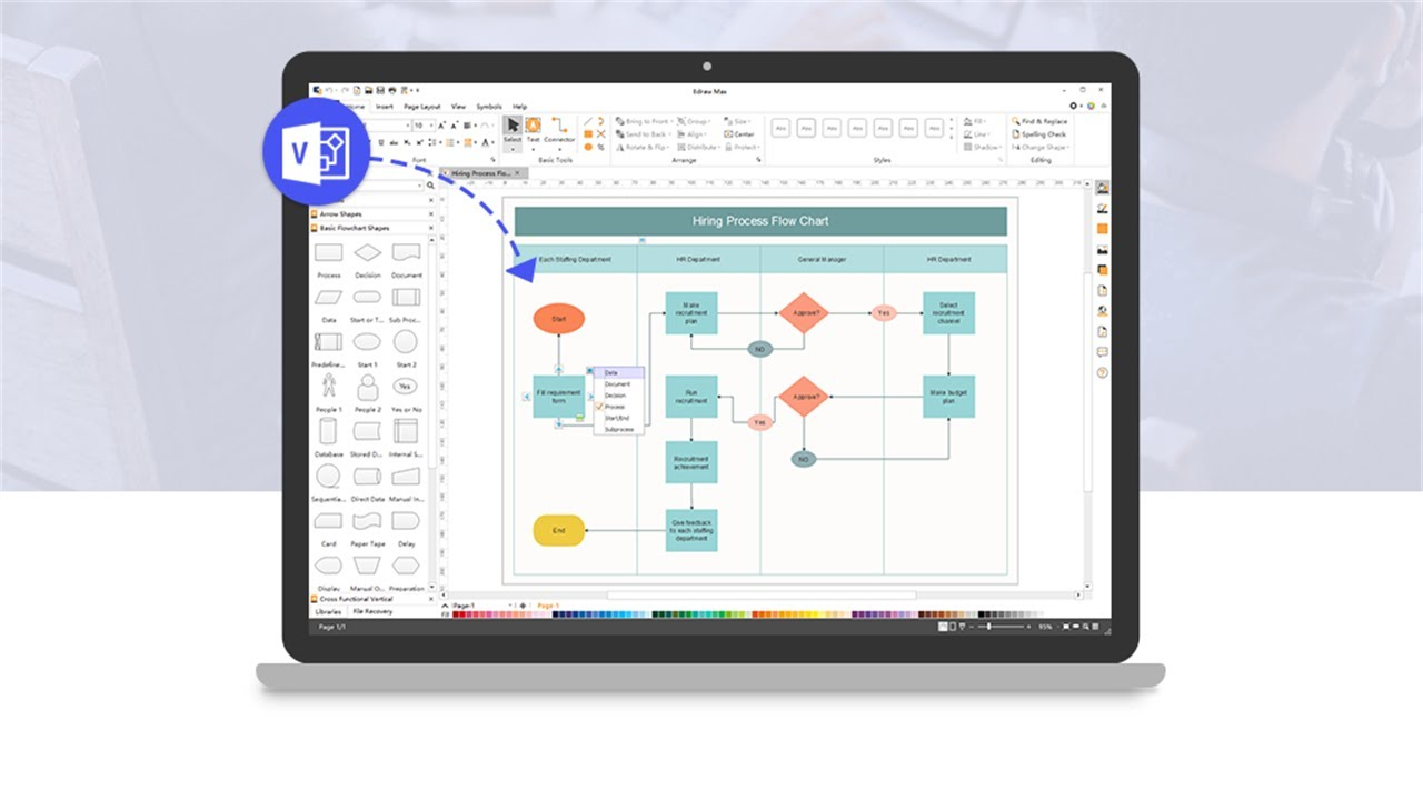 the best cross platform visio alternative - Visio Like Program For Mac