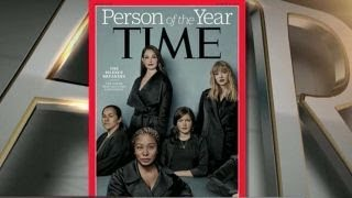 'Silence breakers' of #MeToo movement named Time's 'Person of the Year'