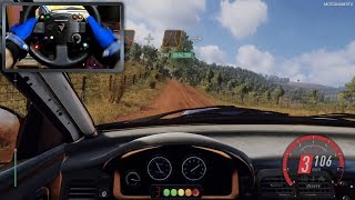 DiRT Rally 2.0 with Thrustmaster TX on Wheel Stand Pro [WheelCam]