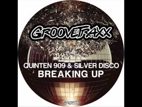 Quinten 909 & Silver Disco - Breaking Up (Agent Stereo Remix)