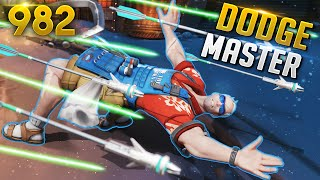 *INSANE* Soldier 76 DODGING SKILLS!! | Overwatch Daily Moments Ep. 982 (Funny and Random Moments)
