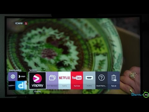 Samsung Tizen Demo Danish