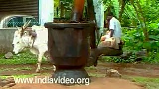 Chakku - Traditional Oil Press | Agrarian Culture, Kerala
