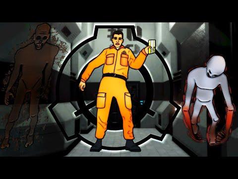 РП SCP Secret Laboratory 😥 Монтаж Дьявол Среди Нас | SergeyRed