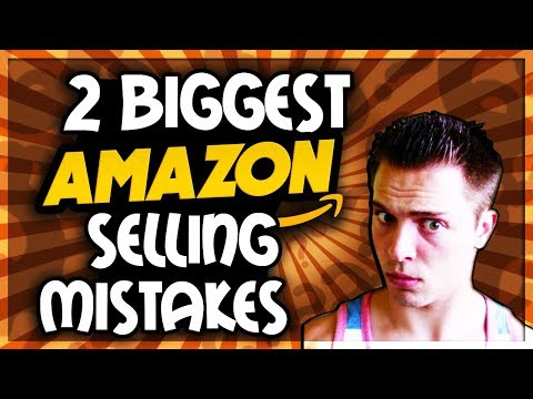 2 BIGGEST MISTAKE AMAZON SELLERS ARE MAKING **ESPECIALLY BEGINNERS**